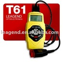 Auto Tes Tool T61 (Live Data, Multi-languages) OBD2 OBD II OBD