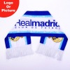 Real Madird football team sublimation sport scarf 100%polyster