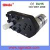 Gearbox gearmotor