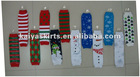 Hot! Wholesale Baby Knitted Merry Christmas Leg Warmer