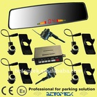 Digital & Analog signal parking sensor with rearview mirror(BE-300-OEM-A)