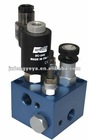 Lift spare parts hydraulic valve