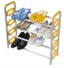 Portable Aluminum Alloy shoes rack