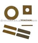 piezo ceramic Ni/Au plated, Shear modes