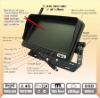 5 inch TFT-LCD Monitor with removable sunvisor for car rear view system