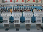 615 Flat embroidery machine with auto-trimmer