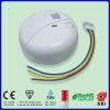 AC/DC Operated Photoelectric Smoke Alarm with CE approved