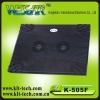 k-505f double fan laptop cooling pad