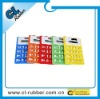 2012 Eco-friendly Silicone Calculator