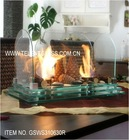 removable gel burner alcohol bio indoor ethanol fire burner