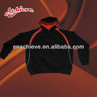 2012Customized 100%polyester hoodies