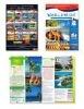 Printing brochures