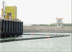 WGJ1000 Rubber Solid Float oil boom