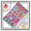 FUNNY CANDY HOBBY SPONGE GLITTER STICKERS