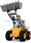Medium wheel loader loading capacity 5ton with 3cbm bucket use Weichai engine optional Cummins Engine