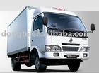 Dongte reefer truck refrigerated van freezer truck refrigerator truck Call:86-15271357675