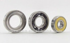 Ceramic hybrid ball bearing 6005