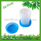 Plastic Foldable Cup for Promotion