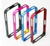 blade metal aluminum bumper case for iphone 4 4S