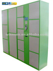 China High Quality Storage Powder Coated Steel Lab Coat Metal Cabinet