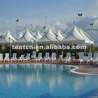 Gazebo shape Swimming Pool Tents