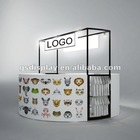 Clothes/ T-shirt mall kiosk manufactures