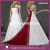 WD0454 - Classical A-line Wedding dress