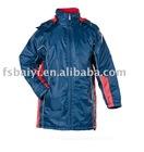 Soccer coat fc004
