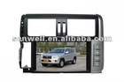 car player with gps/DVD/USB/IOP/BT/3G for 2012 toyota prado