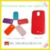 newest design red golssy i9250 case mobilephone accessory