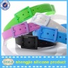 2012 shengjie perfumed candy color silicone belts 125cm waist size
