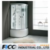 Acrylic corner steam room machine ( FC-117)