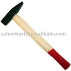 bench hammer -- half painted wooden handle