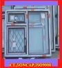 pvc window GF-W021 with window