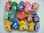 New designs rubber pvc 3D lapel safety pin silicone pin badge