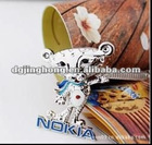 Exquisite Branded Olympic mobile phone straps