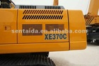 XCMG XE370C 1.6m3 Bucket Capacity Cralwer Excavator