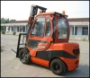3000kgs hydraulic diesel forklift truck forklift trucks xinchai engine with 3 ton lifting capacity