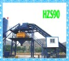 2012 widely used Concrete Mixer Plant HZS90