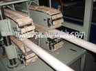 PVC threading wire pipe production line