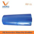 blue protective film