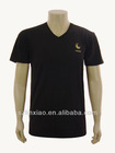 deep v neck t shirts for men