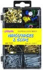 300pcs nail&paper clip assortment (DIY hardware assortment)