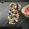 Hot sell fancy color rhinestone cases for iphone4 or iphone4s
