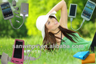 new portable solar charger for mobile phones/MP3/MP4/ipad/digital camera,for iphone5,for laptop,for universal travel