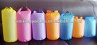 Factory plastic 3L 5L 10L dry bag tpu outdoor backpack fishing cooler bag wet swimming bag