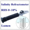 Hot Sale! Portable Hand-held Salinity Refractometer RHS-10 ATC