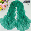 Chiffon 2013 Silk Scarf