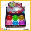 90-110mm DIA colorful hollow TPU high bouncy balls(with helium inside)