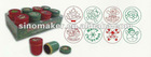 Self-inking Stamp/rubber self-ink stamps/toys